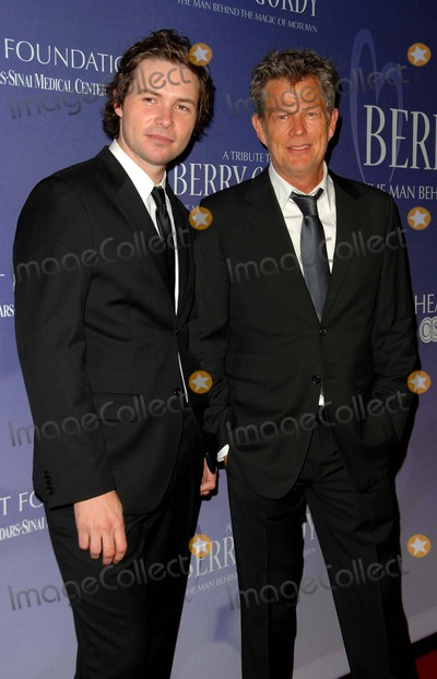 John Foster Photo - The Heart Foundation Honors Motown Founder Berry Gordy with the Steven S Cohen Humanitarian Award at the Beverly Hilton Hotel in Beverly Hills CA 06-07-2008 Image Michael Johns and David Foster Photo Scott Kirkland  Globe Photos
