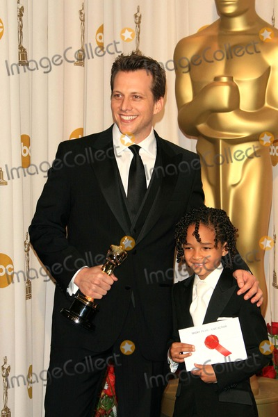 Ari Sandel Photo - the 79 Academy Awards  Oscars (Press Room) Held at the Kodak Theatre Hollywood CA 02-25-2007 Photo by Nina Prommer-Globe Photos 2007 Ari Sandel and Jaden Smith