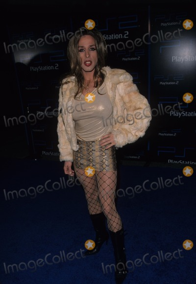 Alexis Arquette Photo - Alexis Arquette Playstation 2 Party at Pacific Design Center in Hollywood Ca 2000 K20094fb Photo by Fitzroy Barrett-Globe Photos Inc