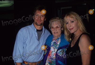 Andrew Stevens Photo - Stella Stevens with Andrew Stevens and Grandmother Estelle Caro Eggleston Photo by Lisa Rose-Globe Photos Inc