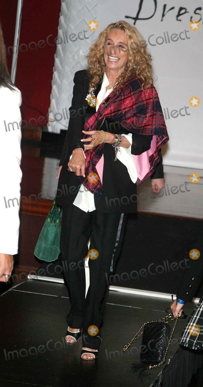 Ann Jones Photo - ( Runway ) For  Dressed to Kilt  Brings Together Celebrities Clad in Plaid to Celebrate National Tartan Day in a Scotish Evening of Fashion and Fun at the Copacabana  New York City 04-06-2005 Photo John Barrett-Globe Photosinc Anne Jones