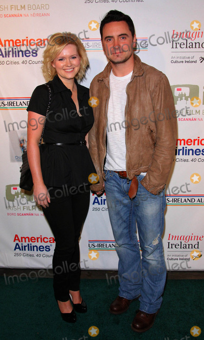 Cecelia Ahern Photo - Cecelia Ahern David Keoghan 6th Annual Oscar Wilde Honoring the Irish in Film Pre-academy Awards Party Held at the Ebel Theatre Los Angeles CA February 24 - 2011 photo by Tleopold-globe Photos Inc