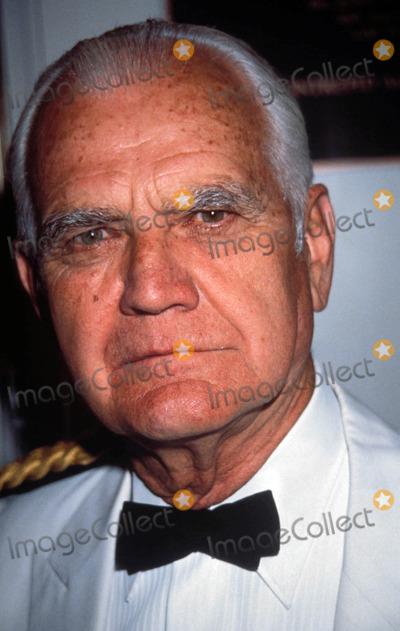 William Westmoreland Photo - 1990 General William Westmoreland Photo by Adam Scull-Globe Photos