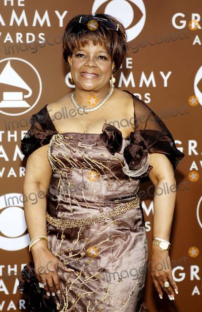 Pastor Shirley Caesar Photo - 48th Grammy at Staples Center in Los Angeles  CA 02-08-2006 Globe Photosinc Pastor Shirley Caesar