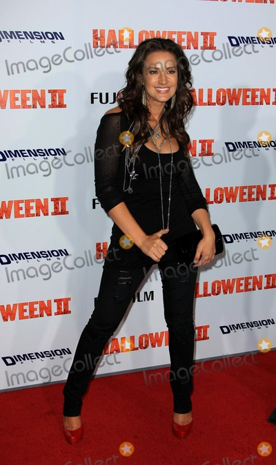 America Olivo Photo - America Olivo Actress Halloween Ii Los Angeles Premiere Photo by Graham Whitby Boot-allstar-Globe Photos Inc 2009