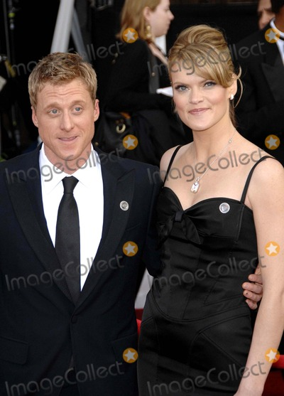Alan Tudyk Photo - Alan Tudyk and Missy Pyle During the 14th Annual Screen Actors Guild Awards Held at the Shrine Auditorium on January 27 2008 in Los Angeles Photo by Michael Germana-Globe Photosinc