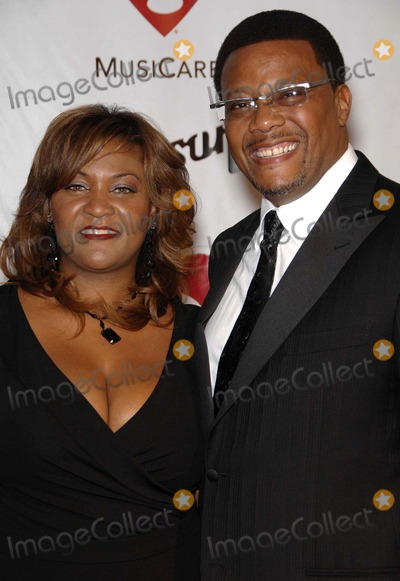 Judge Greg Mathis Photo - Linda and Judge Greg Mathis During the 2008 Musicares Person of the Year Honoring Aretha Franklin Held at the Los Angeles Convention Center on February 8 2008 in Los Angeles Photo by Michael Germana-Globe Photos 2008