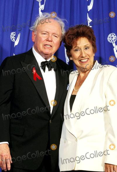 Carroll OConnor Photo - 48th Annual Emmy Awards Jean Stapleton_carroll Oconnor Photo by Lisa Rose-Globe Photosinc Jeanstapletonretro