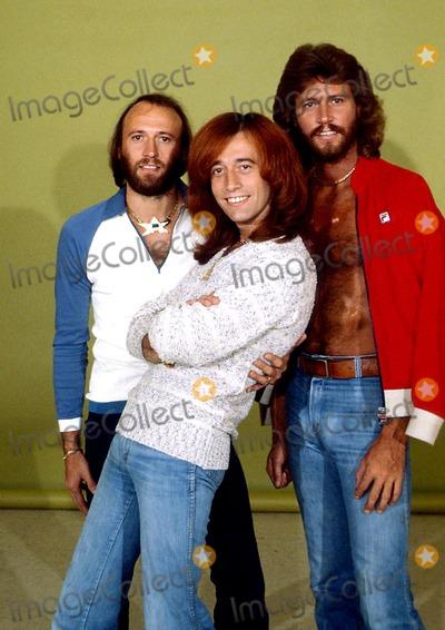 Bee Gees Photo - Bee Gees (Maurice Robinbarry) Photobob ShermanGlobe Photos Inc Mauricegibbretro