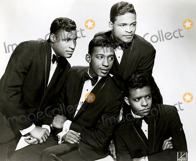 Anthony and the Imperials Photo - Little Anthony and the Imperials Photo BysmpGlobe Photos Inc