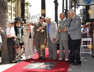 Charles Champlin Photo - Peggy Champlin Pat Morrisson Eva Marie Saint Leron Gubler Charles Champlin AC Lyles and Kevin Thomas during a ceremony honoring film critic Charles Champlin with a Star on the Hollywood Walk of Fame on August 3 2007 in Los AngelesPHOTO BY MICHAEL GERMANA-GLOBE PHOTOSINCK54065MGE