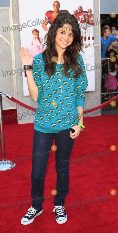 Selena Gomez Photo - Selena Gomez - the Game Plan - World Premiere - El Capitan Theater Hollywood Los Angeles California - 09-23-2007 - Photo by Nina PrommerGlobe Photos Inc2007