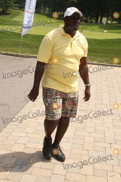 Ahmad Rashad Photo - Ojanderson at Ahmad Rashad Golf Classic to Benefit White Plains Hospital Center 06-28-2010 at Quaker Ridge Golf Club in Scarsdale Photo by John BarrettGlobe Photos Inc2010
