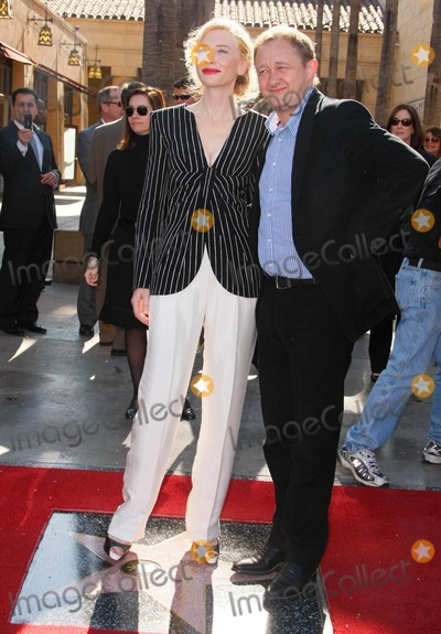 Andrew Upton Photo - Cate Blanchett Andrew Upton Actress  Husband Cate Blanchett Honored with a Star on the Hollywood Walk of Fame the Egyptian Theatre Hollywood California 12-05-2008 Photo by Graham Whitby Boot-allstar-Globe Photos Inc
