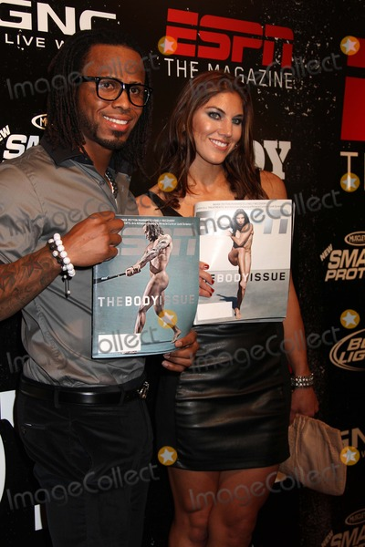 Jose Reyes Photo - Espn the Magazine Presents 3rd Annual Body Party Highline Stages NYC October 6 2011 Photos by Sonia Moskowitz Globe Photos Inc 2011 Jose Reyes Hope Solo