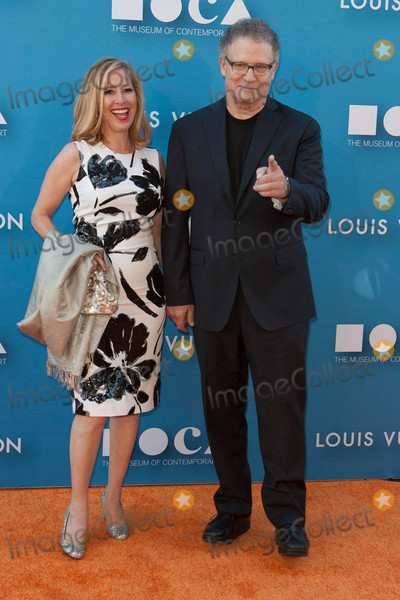 Albert Brooks Photo - Albert Brooks Kimberly Shlain Attend Moca Gala Presented by Louis Vuitton on May 30th 2015 at the Geffen Contemporary at Moca in Los Angelescalifornia UsaphotoleopoldGlobephotos