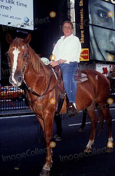Tom Berenger Photo - Sd0819 Cattle Drive in Times Square to Promote Johnson County War a Four Hour Epic Western Which Will Premiere on the Hallmark Channel on August 24th Times Squarenyc Tom Berenger Photopaul SchmulbachGlobe Photos Inc