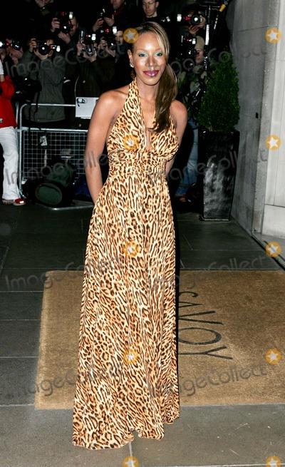Amma Asante Photo - Amma Asante Evening Standard Film Awards 2005 -Savoy Hotel London 2-6-2005 Photo Bymark Chilton-globelinkuk-Globe Photos Inc 2005