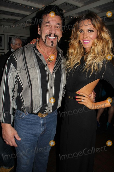 Anya Monzikova Photo - No Kill LA Charity Event Hosted by Jasmine Dustin and Anya Monzikova Mauros Cafefred Segal West Hollywood CA 04022013 Jasmine Dustin and Chuck Zito Photo Clinton H Wallace-Globe Photos Inc