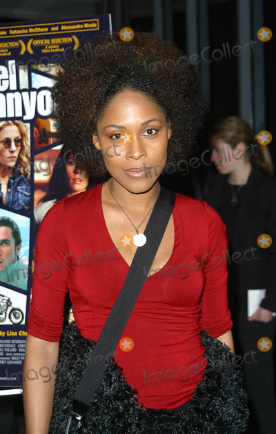 Monica Calhoun Photo - Monica Calhoun - K29227np- Laurel Canyon- Premiere- Harmony Gold Los Angeles CA- 03042003- Photo by Nina Prommer Globe Photos Inc