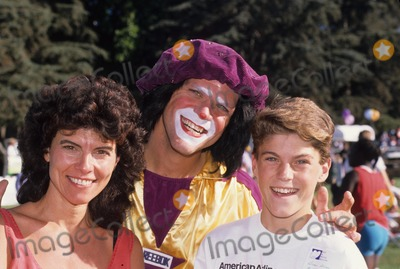 Adrienne Barbeau Photo - Brian Austin Green with T-bone and Adrienne Barbeau F7099 Photo by Bob V Noble-Globe Photos Inc