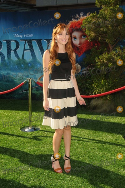 Bella Thorne Photo - Bella Thorne attending the World Premiere of Brave Held at the Dolby Theatre in Hollywood California on June 18 2012 Photo by D Long- Globe Photos Inc