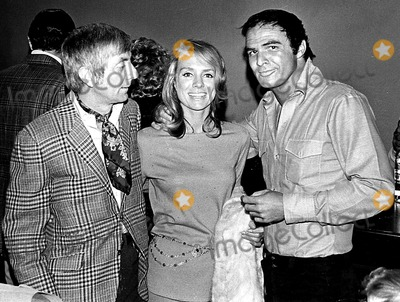 Aaron Spelling Photo - Aaron Spelling Inger Stevens and Burt Reynolds 1970 SmpGlobe Photos Inc