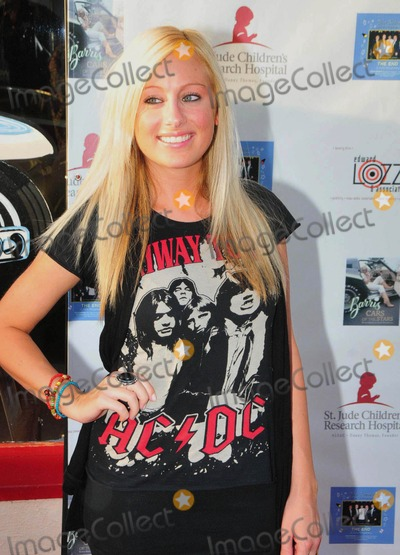 Abbey Scott Photo - Hollywood Celebrates the Release of the Epic Cd the End - a New Beginning and Launch of the Elvis Hit Making Team Project in Barris Kustom City  North Hollywood California 09-22-2009 Photo by John Krondes-Globe Photos Inc