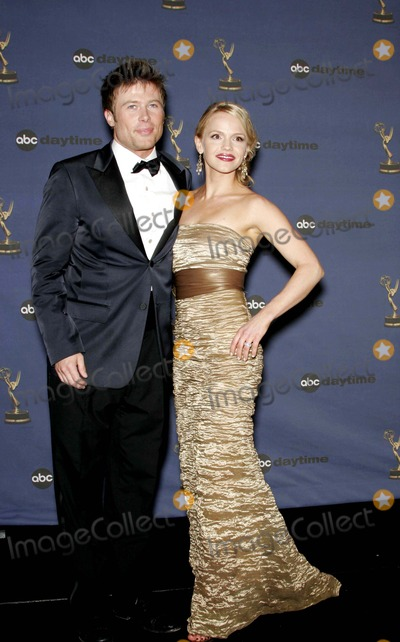 Alexa Havins Photo - Alexa Havins and Jacob Young - 33rd Annual Daytime Emmy Awards - Press Room - Kodak Theater Hollywood California - 04-28-2006 - Photo by Nina PrommerGlobe Photos Inc 2006