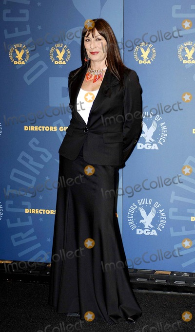 Angelica Huston Photo - Actress Angelica Huston Poses For Photographers During the 2006 Directors Guild of America Awards Held at the Hyatt Regency Century Plaza Hotel on January 28 2006 in Los Angeles Photo Michael Germana  Globe Photos Inc 2006