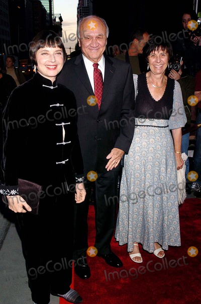 Nicholas Scoppetta Photo - New Yorkers For Children Hosts Annual Fall Gala Cipriani 42nd Street NYC Copyright 2006 John Krondes - Globe Photos Photo by John Krondes Isabella Rossellini Nicholas Scoppetta  Wife