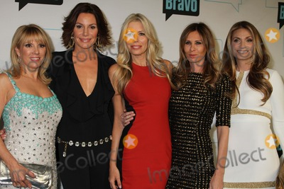 Aviva Drescher Photo - Bravo Medias 2012 Upfront Presentation Studio 548 NYC April 4 2012 Photos by Sonia Moskowitz Globe Photos Inc 2012 Ramona Singer Luanne DE Lesseps Aviva Drescher Carole Radziwell Heather Thomson Real Housewives of NY