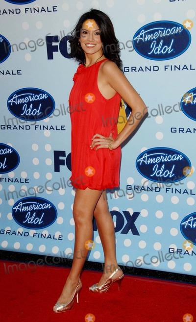 Amanda Avila Photo - 2007 American Idol Grand Finale at the Kodak Theatrehollywood Ca5-23-07 Photodavid Longendyke-Globe Photos Inc2007 Imageamanda Avila