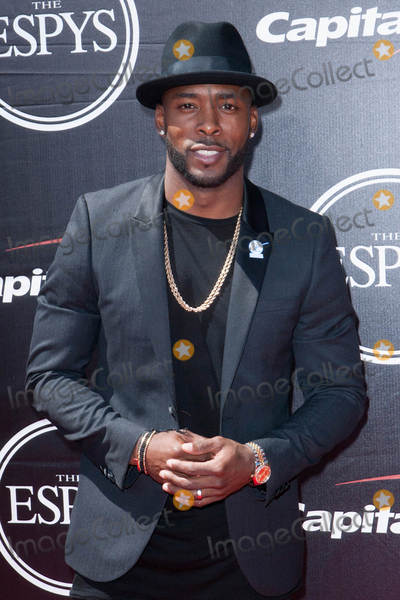 Andrew Hawkins Photo - Andrew Hawkins attends the 2015 Espys on July 15th-2015 at the Microsoft Theater in Los AngelescaliforniausaphotoleopoldGlobephotos