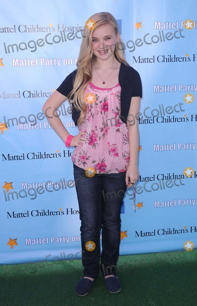 Sierra McCormick Photo - Annual Mattel Party on the Pier at Pacific Park on the Santa Monica Pier in Santa Monica CA 101611 Photo by Scott Kirkland-Globe Photos   2011 Sierra Mccormick