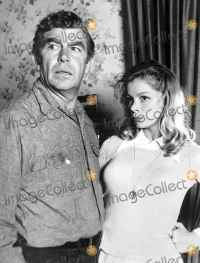 Andy Griffith Photo - Andy Griffith in Strangers in 7a Tv-fiilm Still Photo Supplied by Globe Photos