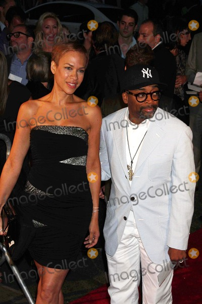 Tonya Lewis Lee Photo - Tonya Lewis Lee and Spike Lee at NY Premiere Ofwall Streetmoney Never Sleeps at Ziegfeld Theater NYC 09-20-2010 Photo by John Barrett-Globe Photos Inc2010