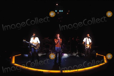 Bee Gees Photo - Bee Gees Photo by Globe Photos Inc Mauricegibbretro Barry Robin and Maurice Gibb
