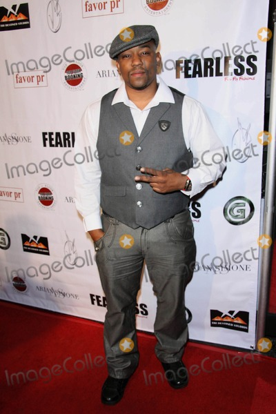 Dennis White Photo - December 12 2010 Los Angeles  California Dennis White Fearless Magazine Holiday Cover Party Held at Club Las Palmas Photo by Tleopold-Globe Photos Inc