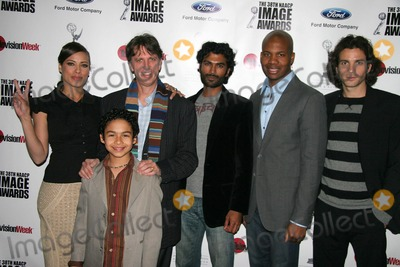 Noah Gray-Cabey Photo - I11642CHW THE NAACP HOLLYWOOD BUREAU PRESENTS WHOS RUNNING THE SHOW A CASE STUDY IN DIVERSITY FEATURING THE CAST OF THE HIT SERIES HEROES ACADEMY OF TELEVISION ARTS  SCIENCES NORTH HOLLYWOOD CA 02-28-2007 HEROES CAST - TAWNY CYPRESS TIM KRING-CREATOR   EXEC PRODUCER  NOAH GRAY-CABEY SENDHIL RAMAMURTHY LEONARD ROBERTS AND SANTIAGO CABRERA   PHOTO CLINTON H WALLACE-PHOTOMUNDO-GLOBE PHOTOS INC