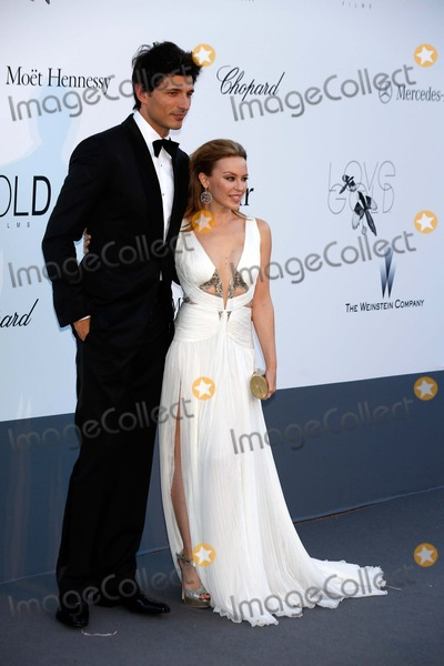 Andres Velencoso Photo - Kylie Minogue Andres Velencoso Amfars 20th Cinema Against Aids Gala 66th Cannes Film Festival Antibes France May 23 2013 Roger Harvey Photo by Roger Harvey - Globe Photos Inc