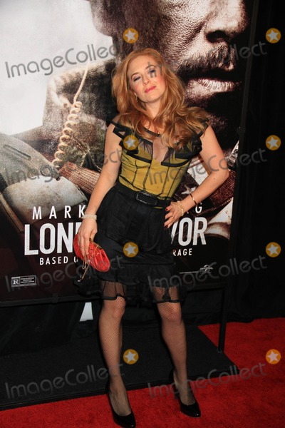 Amanda Rowan Photo - Amanda Rowan at NY Premiere of Lone Survivor at Ziegfeld Theatre 12-3-2013 Photo by John BarrettGlobe Photos