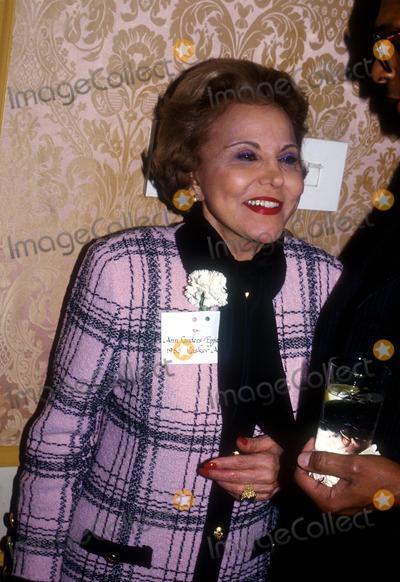 Ann Landers Photo - Ann Landers Photo by John Barrett Globe Photosinc