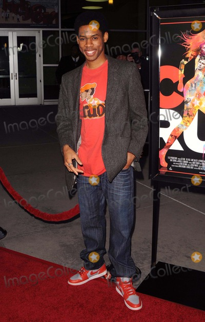 Alphonso Mcauley Photo - Alphonso Mcauley attending the Los Angeles Premiere of Cat Run Held at the Arclight Theater in Hollywood California on 32911 photo by D Long- Globe Photos Inc