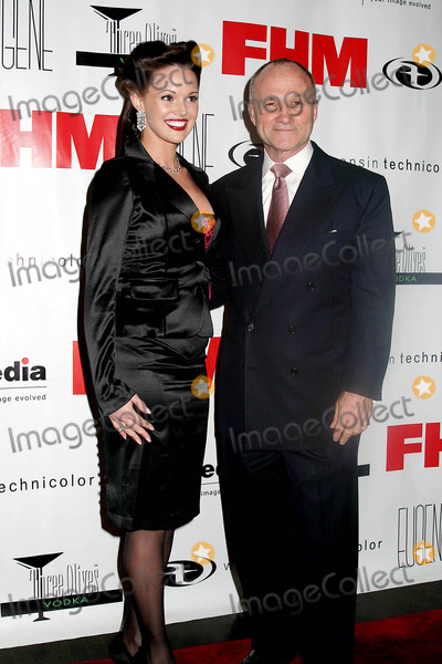 ANNA BENSON Photo - Fhm Hosts Celebrity Charity Event with NY Met Kris Benson and Wife Anna Benson at Eugene  New York City 11-23-2004 Photo Mitchell LevyrangefindersGlobe Photos Inc 2004 Anna Benson and Raymond Kelly