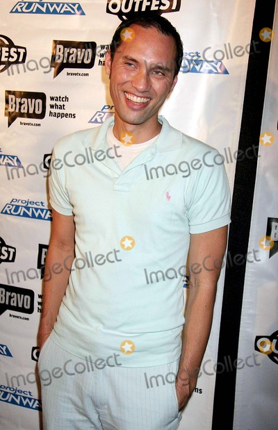 Andrae Gonzalo Photo - Outfest and Bravo Presents Project Runway Season 3 Launch Party Sponsored by Absolut Vodka  Heineken Ivar Hollywood CA 07-07-2006 Photo Clinton H Wallace-photomundo-Globe Photos Inc Andrae Gonzalo