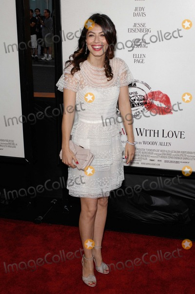 Alessandra Mastronardi Photo - Alessandra Mastronardi During the Los Angeles Film Festivals Presentation of to Rome with Love Held at the Regal Cinemas at LA Live on June 14 2012 in Los Angeles Photo Michael Germana - Globe Photos