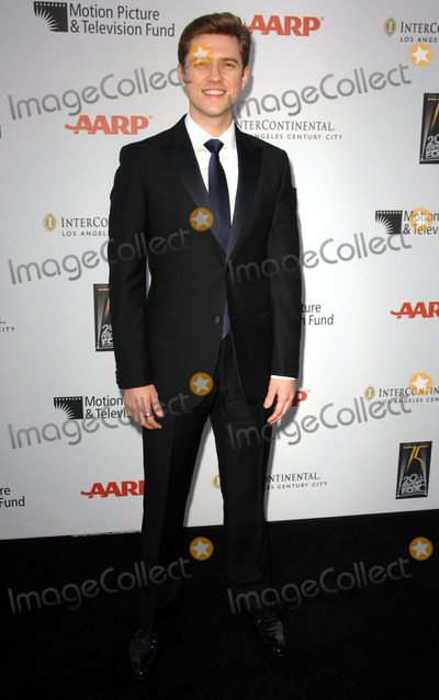 Aaron Tveit Photo - Aaron Tveit attends the 5th Annual a Fine Romance Benefit Gala Held at the 20th Century Fox Studios in Los Angeles CA 05-01-10 Photo by D Long- Globe Photos Inc 2010