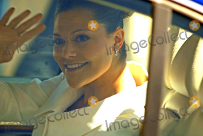 Princess Victoria of Sweden Photo - Royal Christening of the Princess Isabella Henrietta Ingrid Margrethe in the Fredensborg Palace Church Fredensborg Denmark 07-01-2007 Photo by Ricardo Ramirez-richfoto-Globe Photos Inc Crown Princess Victoria of Sweden