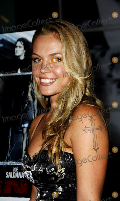 Agnes Bruckner Photo - Agnes Bruckner During the Premiere of the New Movie Haven Held at the Arclight Cinemas on September 12 2006 in Los Angeles Photo Michael Germana  Globe Photos